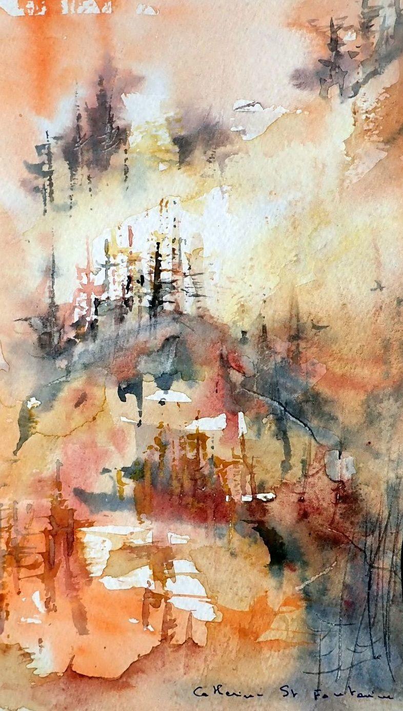 Catherinesaintfontaine - chaudes couleurs d'automne