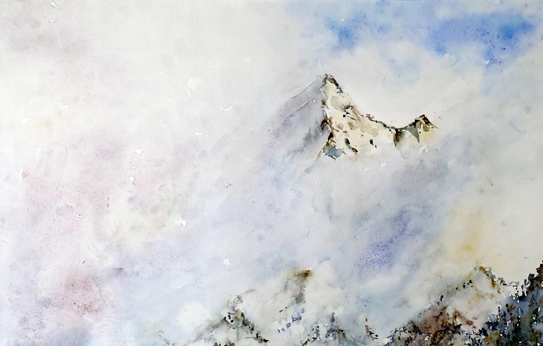 Catherinesaintfontaine - veisivi dans les nuages