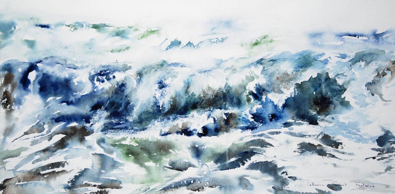 catherinesaintfontaine - profondeur bleue
