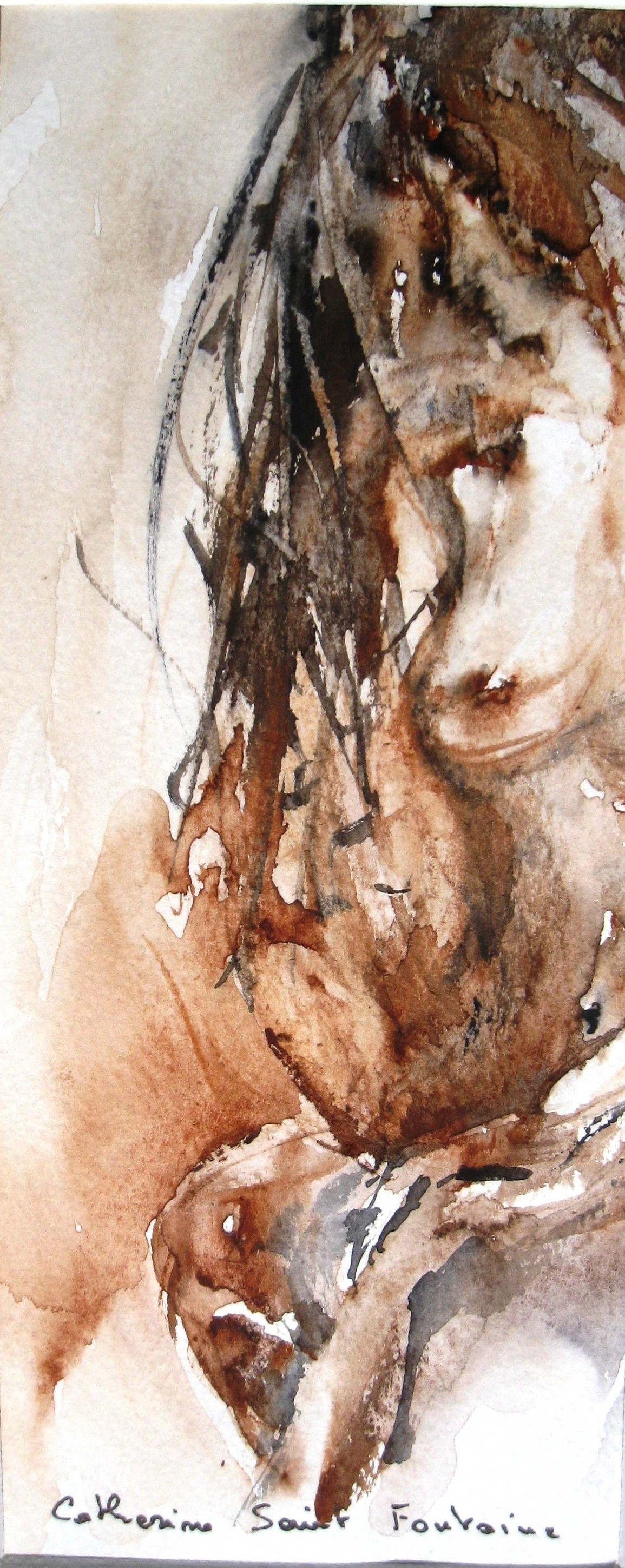 Catherinesaintfontaine - la face cachée