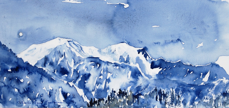 catherinesaintfontaine - Mont Blanc