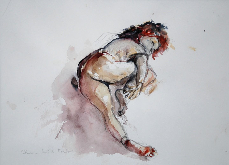 Catherinesaintfontaine - femme au mouvement