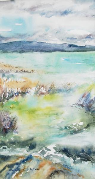 lac de Neuchatel sous le vent