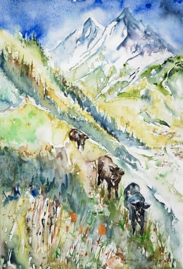 Les haudères, Val d'Hérens
