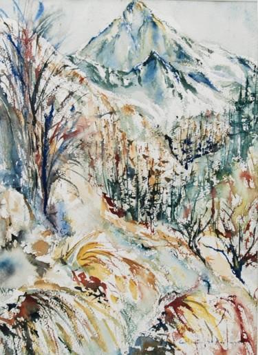 la fonte des neiges, Dent Blanche