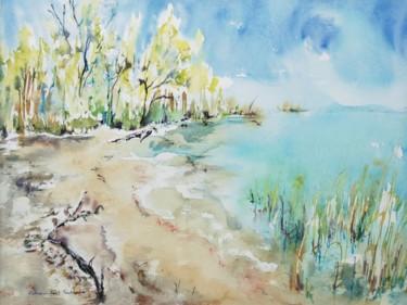 Cheyres, lac de Neuchatel