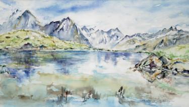 lac de tsaté, val d'hérens