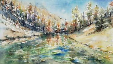 Arbey en automne