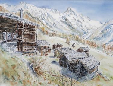Seppec, fonte des neiges